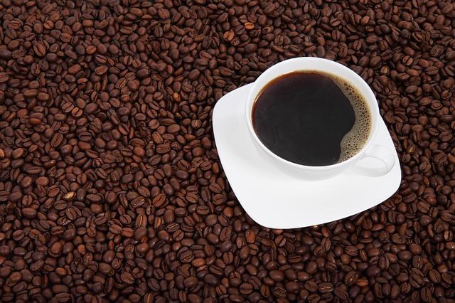 Na tej diecie trzeba pić kawę. To jedyna dobra informacja:)