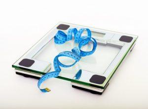waga z centymetrem