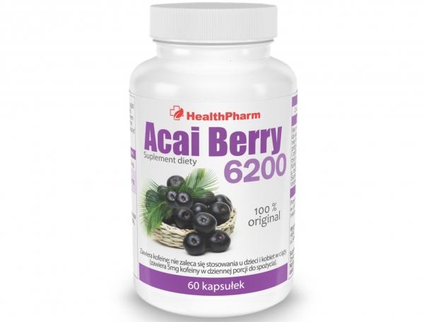 Acai Berry 6200