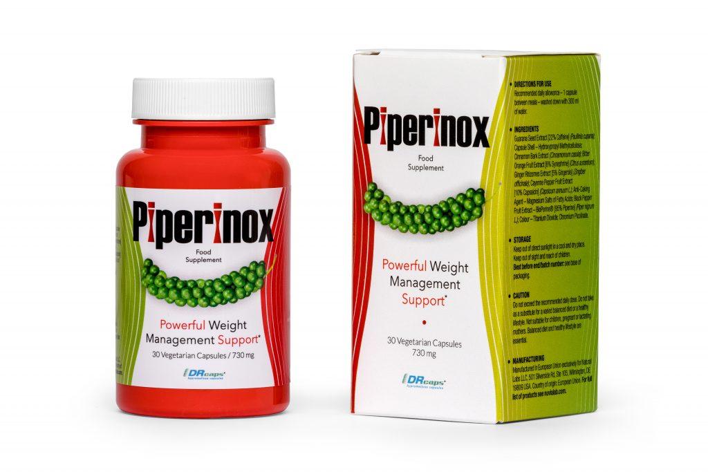 Piperinox - tabletki na odchudzanie