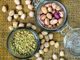 Rośliny strączkowe przydatne na diecie