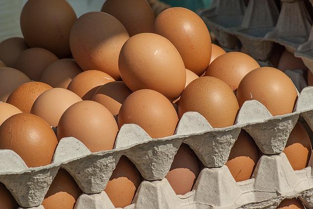 jajka wspomagają odchudzanie