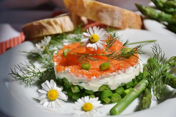 Ryby na diecie odchudzającej