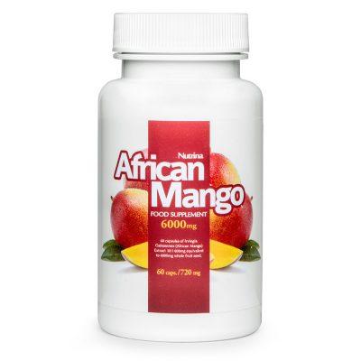 African Mango - tabletki na odchudzanie