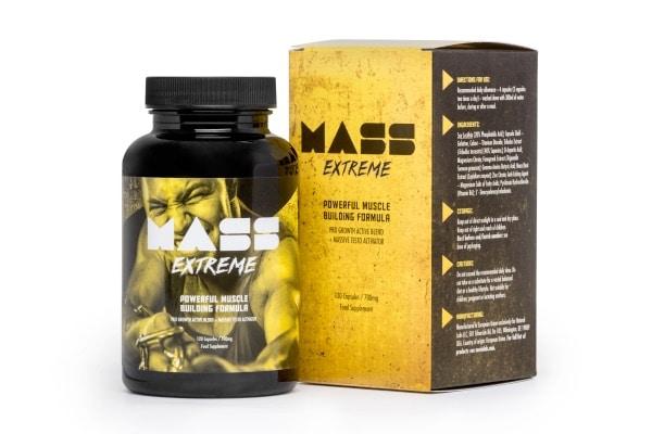 Mass Extreme na masę mięśniową