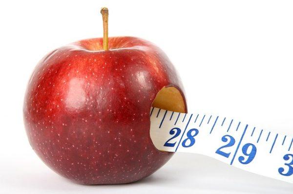 jabłko odchudzanie