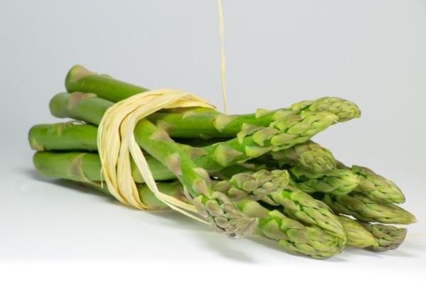 zielone szparagi na diecie