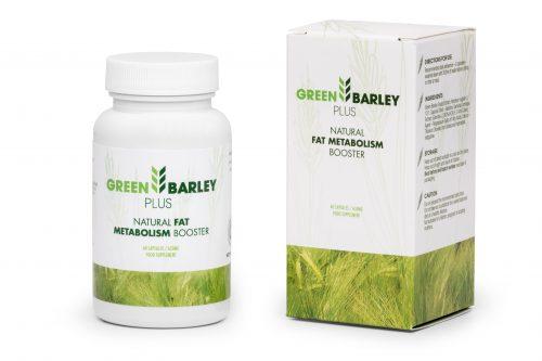 green barley plus - tabletki na odchudzanie