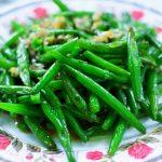 5 najważniejszych powodów dla których warto jeść zieloną fasolkę