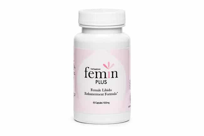 Femin Plus - tabletki na libido dla kobiet
