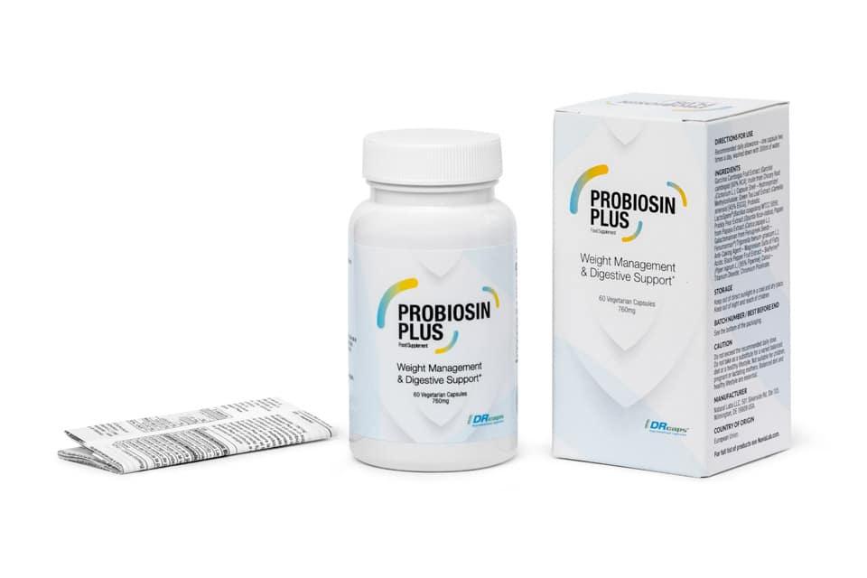 Probiosin Plus - tabletki na odchudzanie