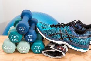 Zestaw do ćwiczeń w domu