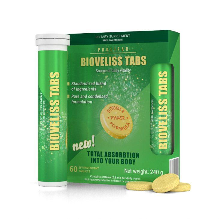 bioveliss tabs tabletki na odchudzanie