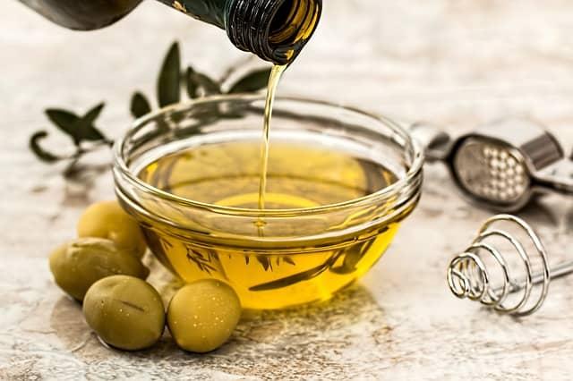 oliwa z oliwek na odchudzanie