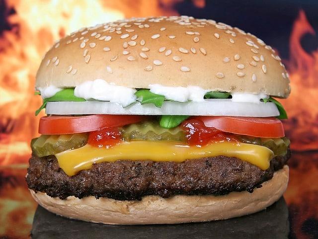 Fast food a skuteczne odchudzanie