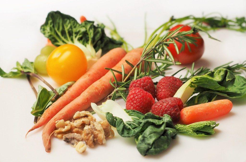 Odchudzanie - warzywa i owoce