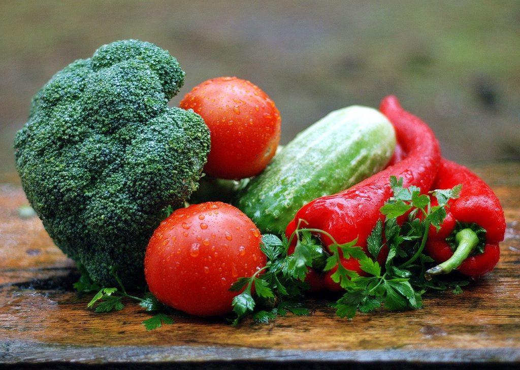 Skuteczne odchudzanie - warzywa
