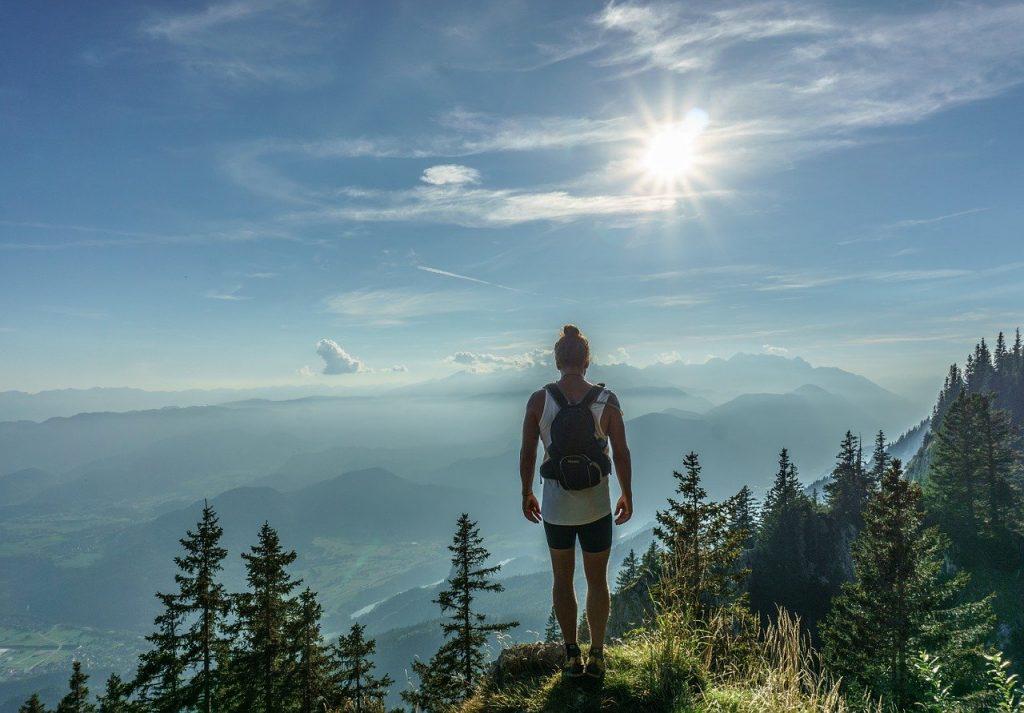Chodzenie po górach a odchudzanie