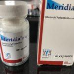 Meridia na odchudzanie